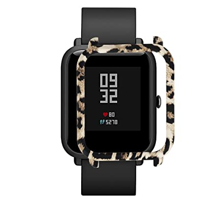 Amazon.com: JP-DPP9 for Huami Amazfit Bip Smartwatch Cover ...