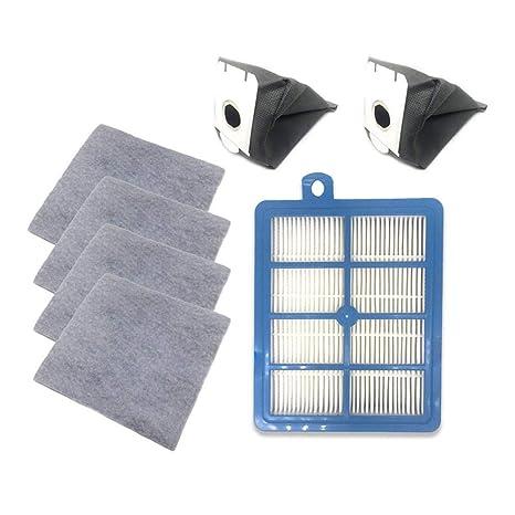 Recambios del reemplazo del aspirador para el bolso del filtro del filtro del filtro del algodón