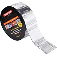 Professional Waterproof Butyl Rubber Tape External Aluminium Foil for Rv Repair Window Boat Sealing Glass And Edpm…