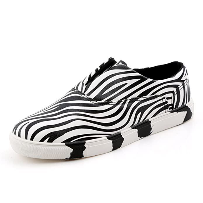 Zapatos casuales de verano/ Le Fu/Zapatos de conducción/ zapatos haba zapatos coreanos marea/Los zapatos de hombre perezoso del pedal-C Longitud del pie=27.3CM(10.7Inch) bQwqLn