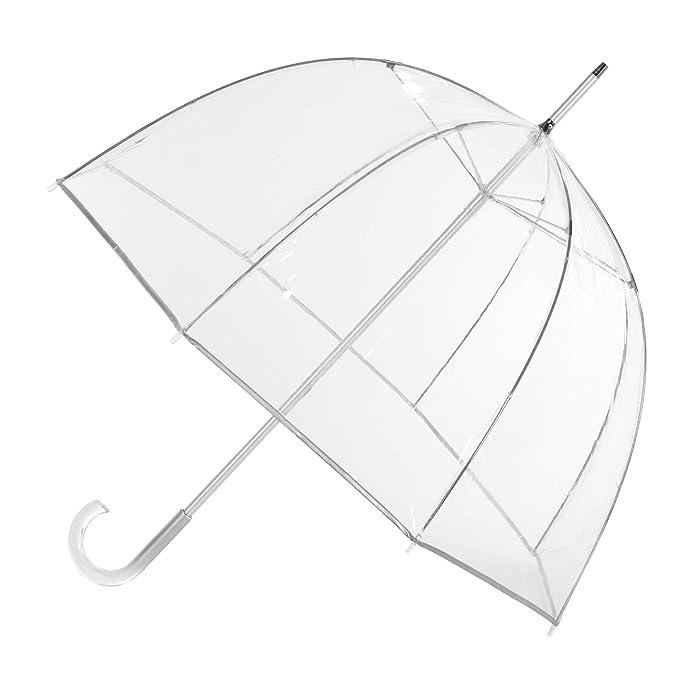 Best Umbrella 2020.Totes Signature Clear Bubble Umbrella