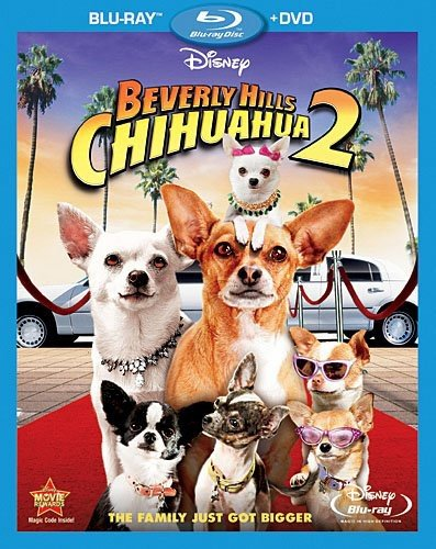 Beverly Hills Chihuahua 2 (Two-Disc Blu-ray/DVD Combo)