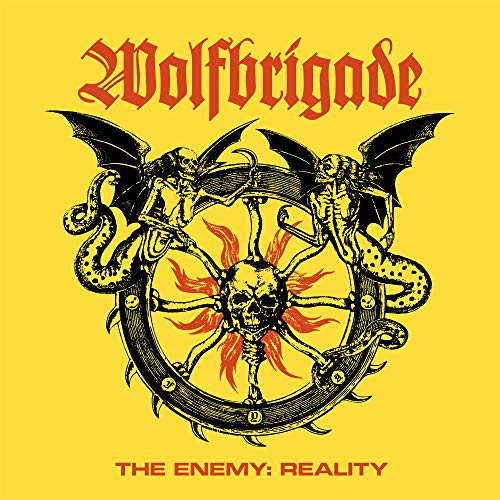 Album Art for The Enemy: Reality by Wolfbrigade