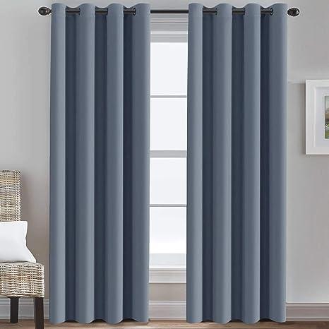 Curtain Panels Blackout Curtains Window curtains Blue Curtains Door curtains Silk Curtains Kitchen Curtains Steel Blue Curtains