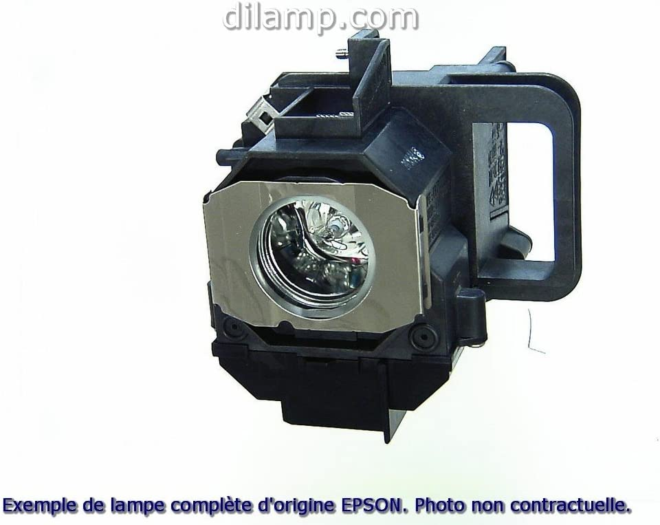 Cinema 500 Epson Projector Lamp Replacement Projector Lamp Assembly with High Quality Genuine Philips UHP Bulb Inside.
