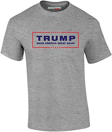 DONALD TRUMP For President 2016 T-Shirt election campaign america tees t shirt