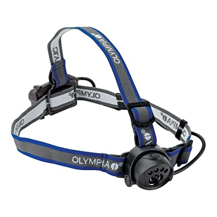 Olympia EX080 Lightweight Water Resistant LED Headlamp