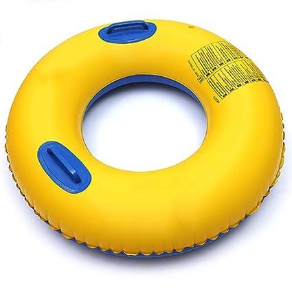 Niñas Niños Bebés Niños Nadan Anillo 6-10 Años Anillo De Flotador Lifebuoy Más Grueso