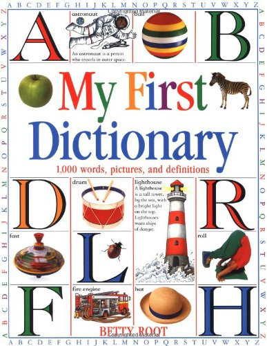 (My First Dictionary: 1,000 words, pictures, and def (DK Games) )
