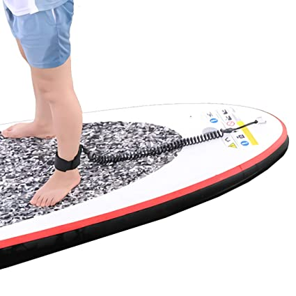 Amazon.com : Acoser Premium Surfboard Leash Leg Rope for All ...