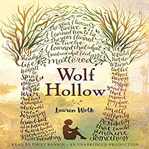 Wolf Hollow Audiobook