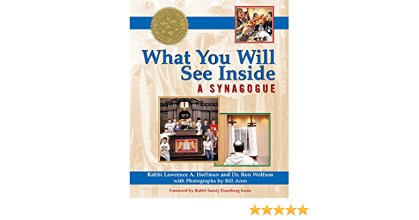 What You Will See Inside a Synagogue: Amazon.es: Hoffman ...