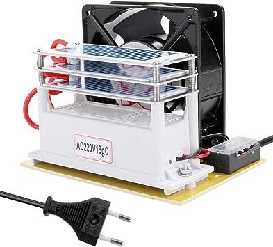 Generador Máquina de ozono Purificador de aire portátil ...