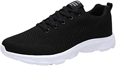 Sneakers for Men,Vickyleb Mens Running Shoes Casual Walking Sneakers Workout Athletic Gym Shoes for Men