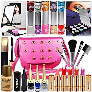Kremlin Makeup Glamour Kit Combo Pack of 24 GC572-By Adbeni