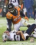 Von Miller Denver Broncos Action Photo (Size: 8' x 10')