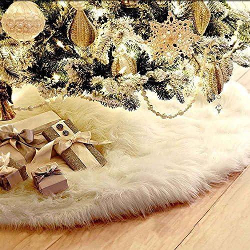 Faldas de /árbol de Navidad para decoraci/ón de Navidad 122 cm Yous Auto