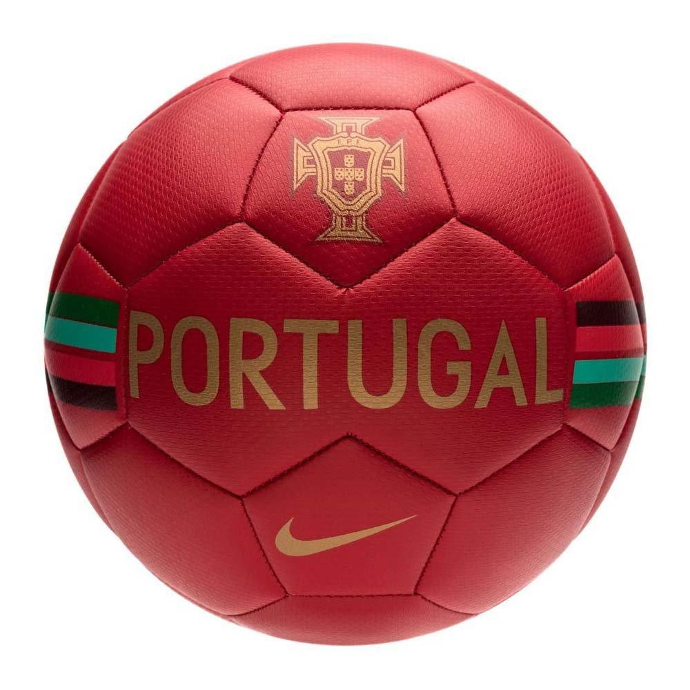 Balón Nike Portugal 2018 Talla Única, Color Rojo: Amazon.es ...