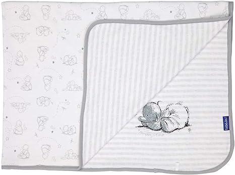 Bébé-Jou Cosy Humphrey - Arrullo-mantita, algodón 100%, reversible: Amazon.es: Bebé