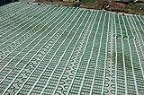WarmlyYours - 30 sq. ft. - 120V Snow Melting Mat - For embedding in concrete, asphalt, and mortar under pavers
