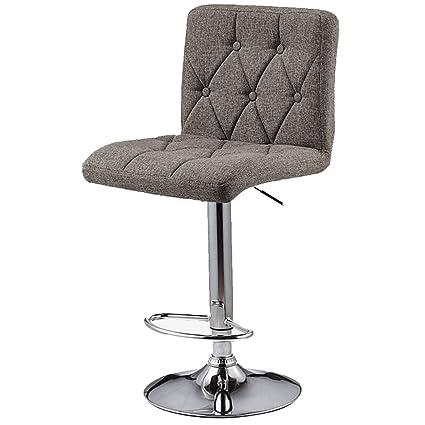 Cool Amazon Com Zhang Bar Stool Metal High Stool Height Ibusinesslaw Wood Chair Design Ideas Ibusinesslaworg