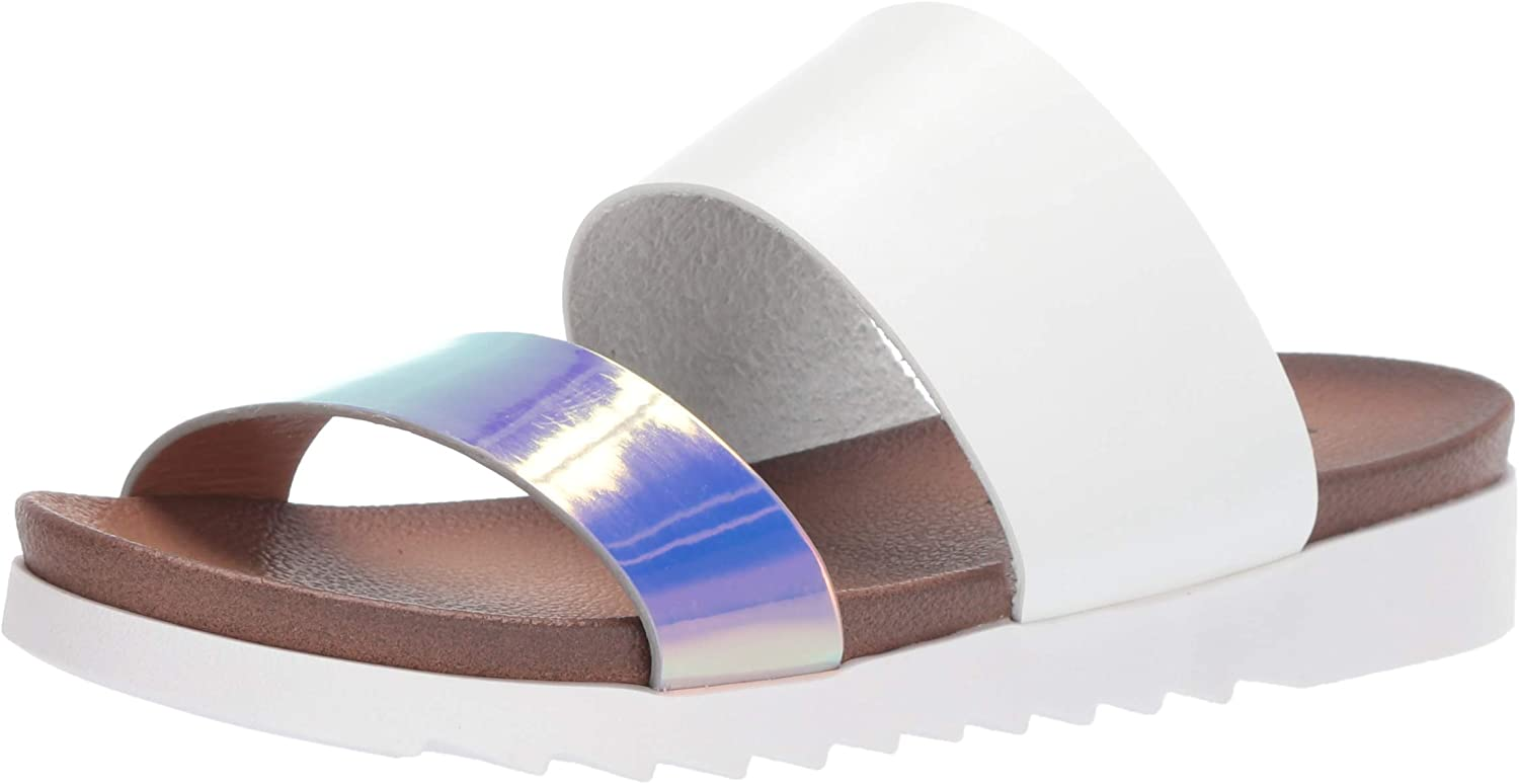 Dirty Laundry Women's Cant Stop Slide Sandal