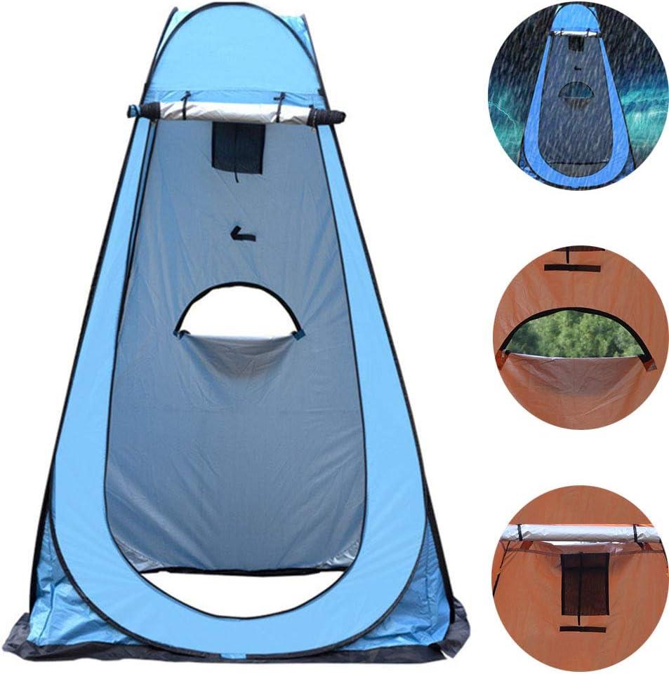 Outdoor Camping Douche Tent Movable Privacy Toilet Tent Kleedkamer Rain Shelter Voor De Visserij Camping Gebruik A