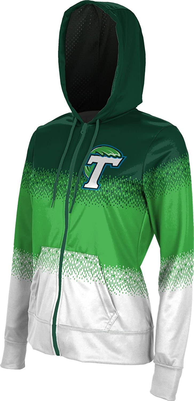 Drip ProSphere Tulane University Girls Zipper Hoodie School Spirit Sweatshirt