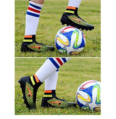 Chaussures Sport Ongles Colorées Hommes De Pour Longnailsblack Football Delamode BqXxCpYY