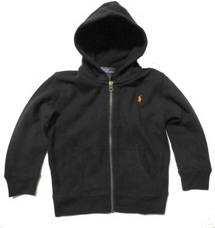 NWT Boys Ralph Lauren grey hoodie Sweatshirt top age 9 months or 2 years