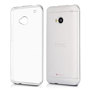90484d644d8 kwmobile Funda para HTC One M7: Amazon.es: Electrónica