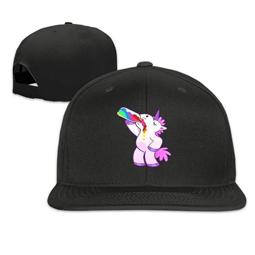 60ab5ddeded Custom Drink-Rainbow Classic Cotton Adjustable Baseball Cap