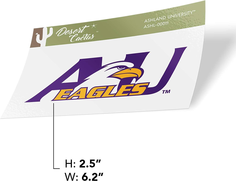 Sticker - 00011 Ashland University Eagles NCAA Vinyl Decal Laptop Water Bottle Car Scrapbook
