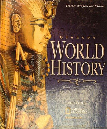 Glencoe World History: Teachers Wraparound Edition
