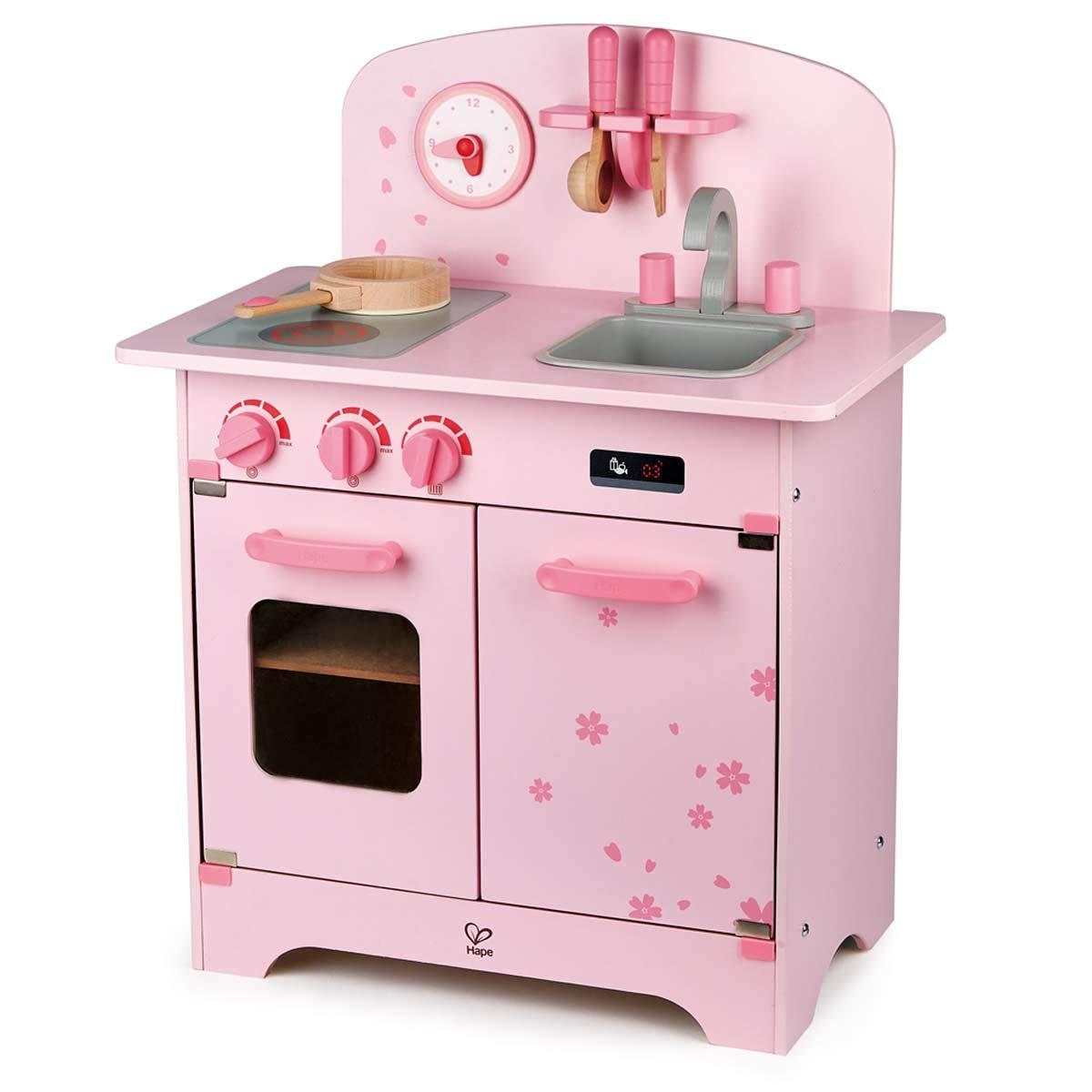 Hape Kinderküche - Hape Spielküche Kirschblüte