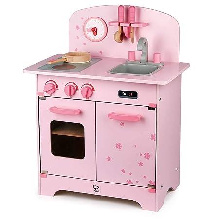 Hape Spielküche Kirschblüte - Kinderküche aus Holz