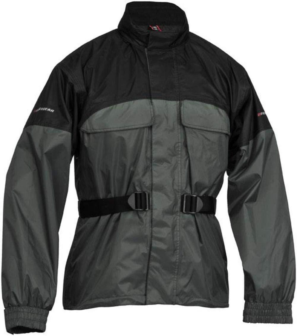 Firstgear Rainman Rainsuitジャケット XXXX-Large シルバー FRJ.1319.02.U007 B00BLPU5NU シルバー XXXX-Large