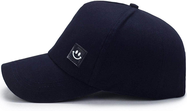 PsemesP 2019 Unisex Fashion Women Outdoor Plain Smile Baseball Cap Snapback Hat Adjustable Hip Hop Baseball Caps