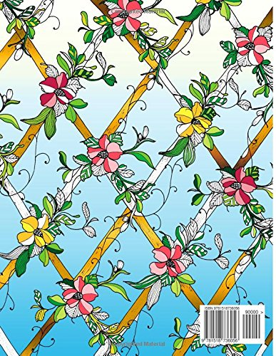 Amazon Adult Coloring Book Secret Garden Relaxation Templates For Meditation And Calmingadult Colouring Books Ladies