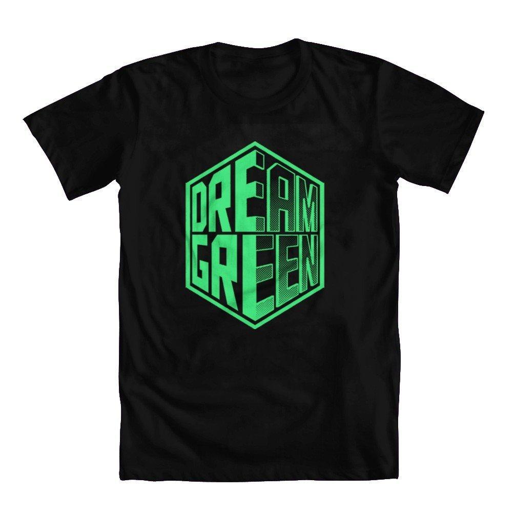 Dota 2 Inspired Team Og Dream Green Girls Tshirt