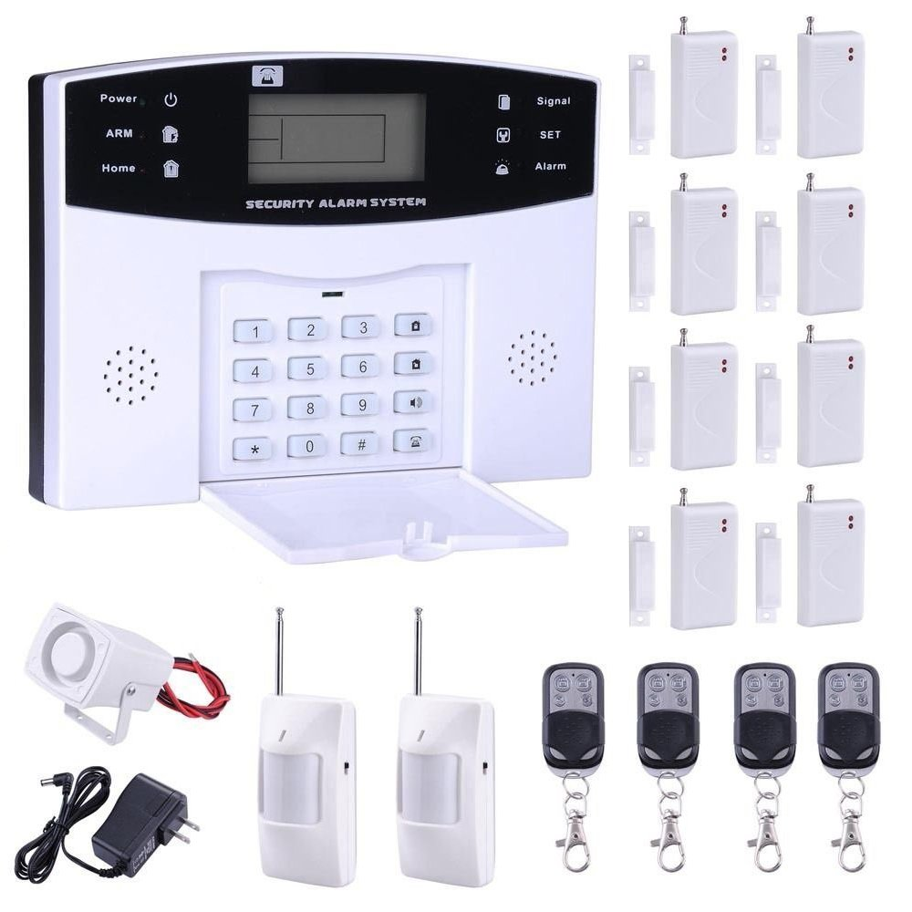 Home Security System Professional Wireless