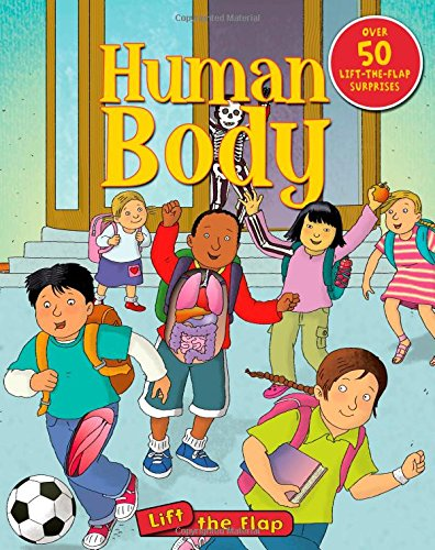 Body Flap (Human Body Lift-the-Flap (Lift-the-Flap Tab Books))