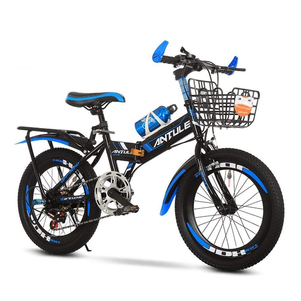 Lxyxyl Bicicletas Infantiles Plegables, Bicicletas De Montaña ...