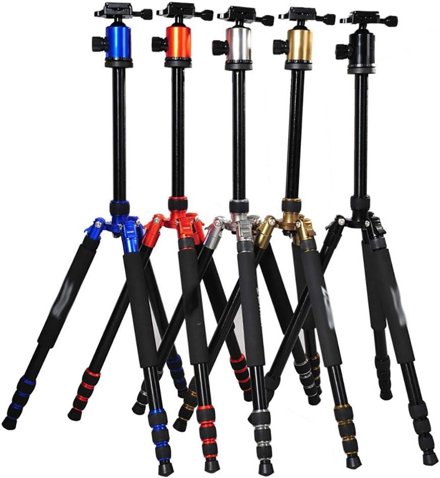 Tripod for Camera Heavy Duty Professional Portable Magnesium Aluminium Travel Tripod Stand Monopod for Digital SLR DSLR Camera Tripod