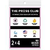 "90 Micron | Premium Nylon Rosin Tea Filter Screen Press Bags | 2"" x 4"" | 10 Pack | Zero Blowout Guarantee | All Micron & Sizes Available"