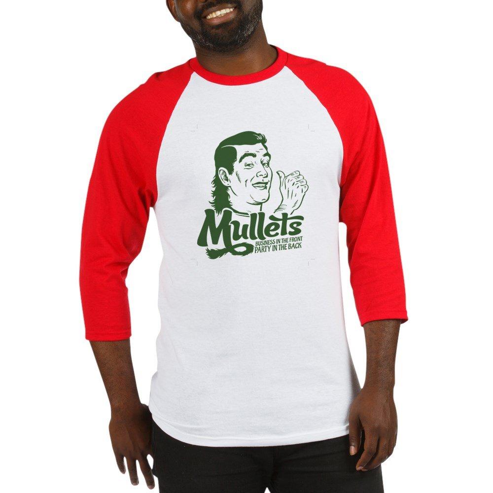 Baseball Style T-shirt Mullets Baseball Jersey CafePress