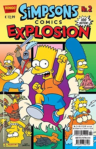 Simpsons Comics Explosion  Bd. 2