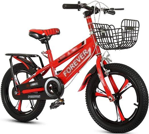 YJTGZ - Bicicleta Infantil para Interior y Exterior, para niños de ...