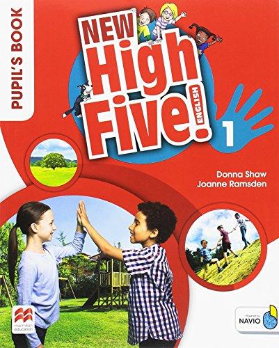 HIGH FIVE ENG 1 ALUM NEW