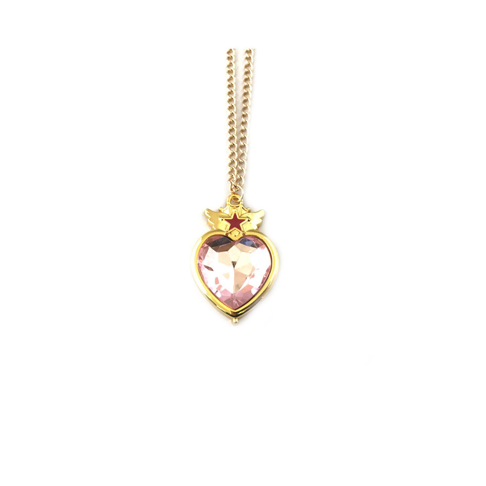 Athena Brand Sailor Moon Cosplay Anime Necklace By